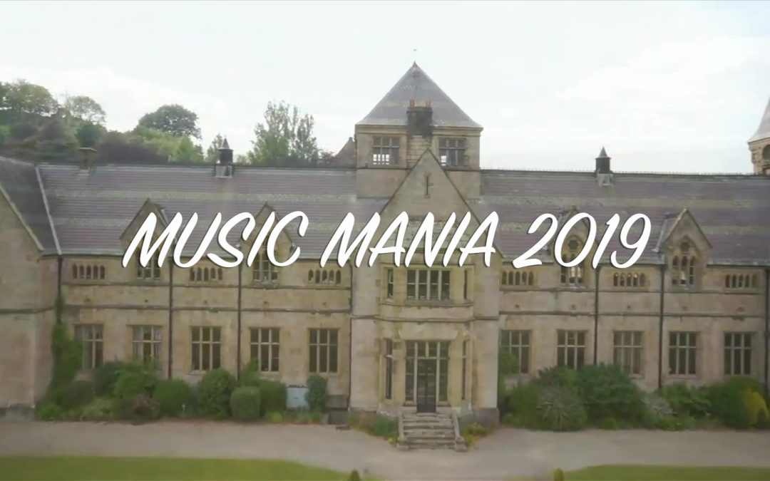 Only a few days to go until Music Mania!