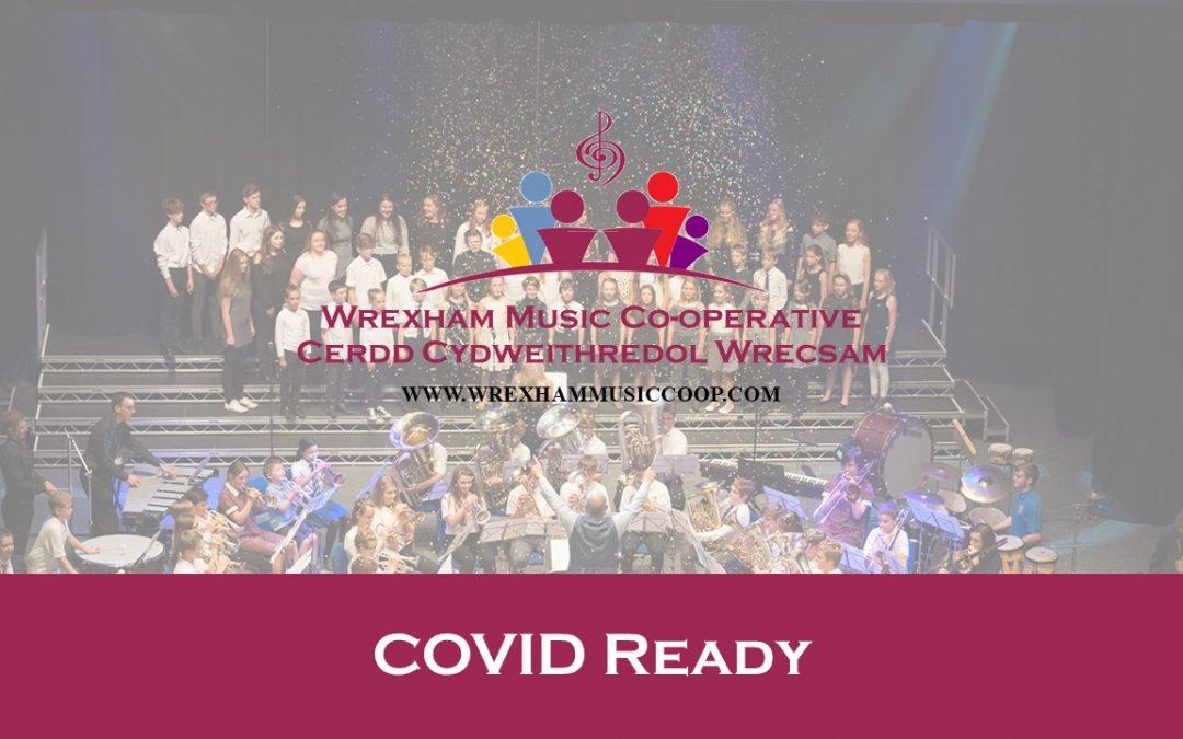 WMC's COVID Ready